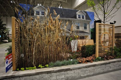 """""""wild/Life"""" by Shibui Landscaping for Re/Max, photo by David Ohashi. The intent of this intimate garden journey is to increase awareness of the potential essence of our ecological destination as we re-invent the """"wild"""" back into our urban gardens and communities."""