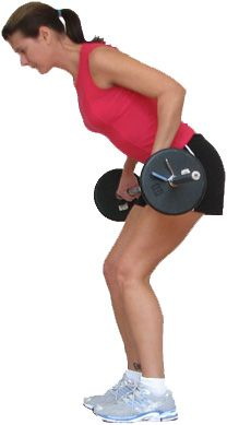14 Exercises to Strengthen Your Back and Core: Barbell Rows