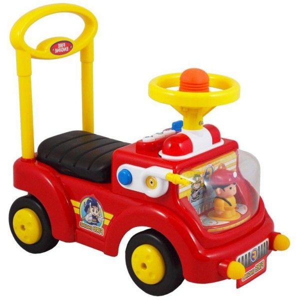 Masina de Pompieri Fireman de la Baby Mix