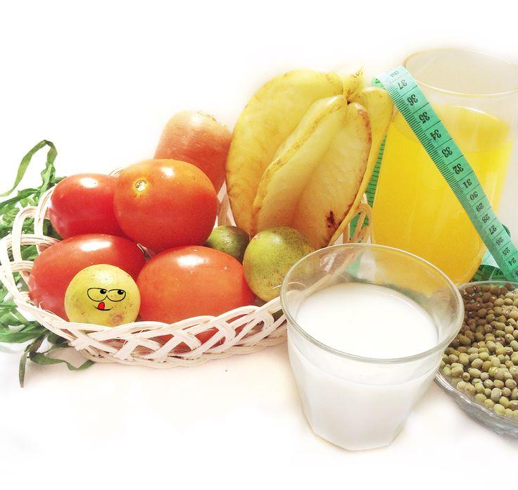 buat apa diet ekstrem yg nyakitin diri sendiri, padahal kamu bisa diet dgn ubah pola makan #fitspiration #tips #diet