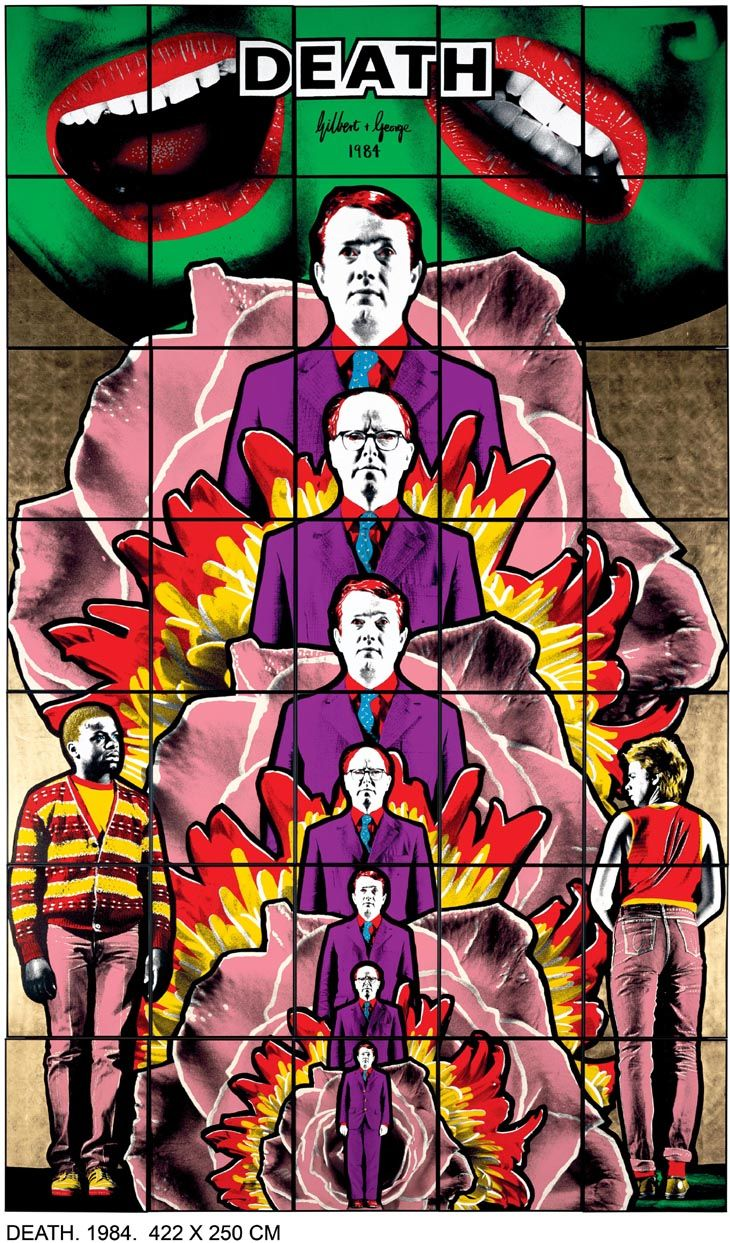Gilbert and George -- Death