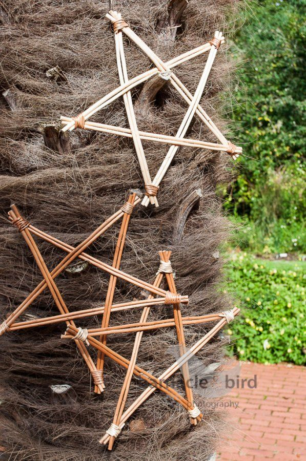 Willow stars from www.wayswithwillow.co.uk