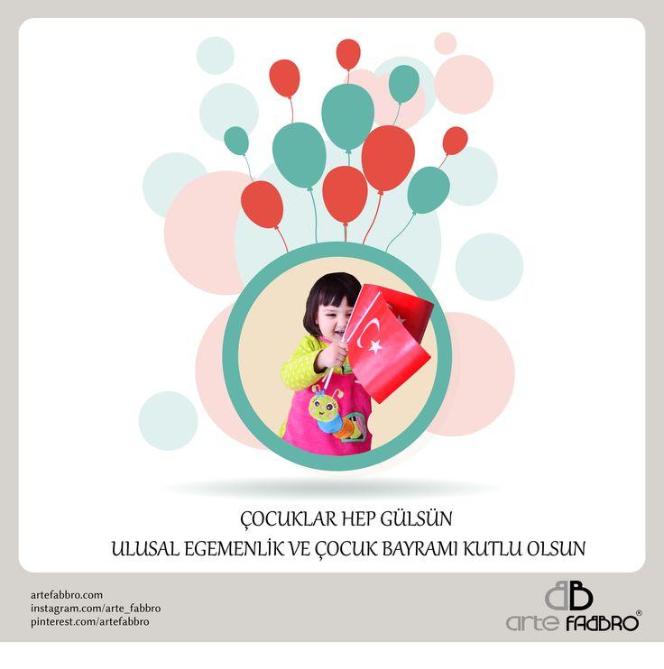 #ulusal #egemenlik #çocuk #bayramı #kutlu #olsun #artefabbro #eskişehir