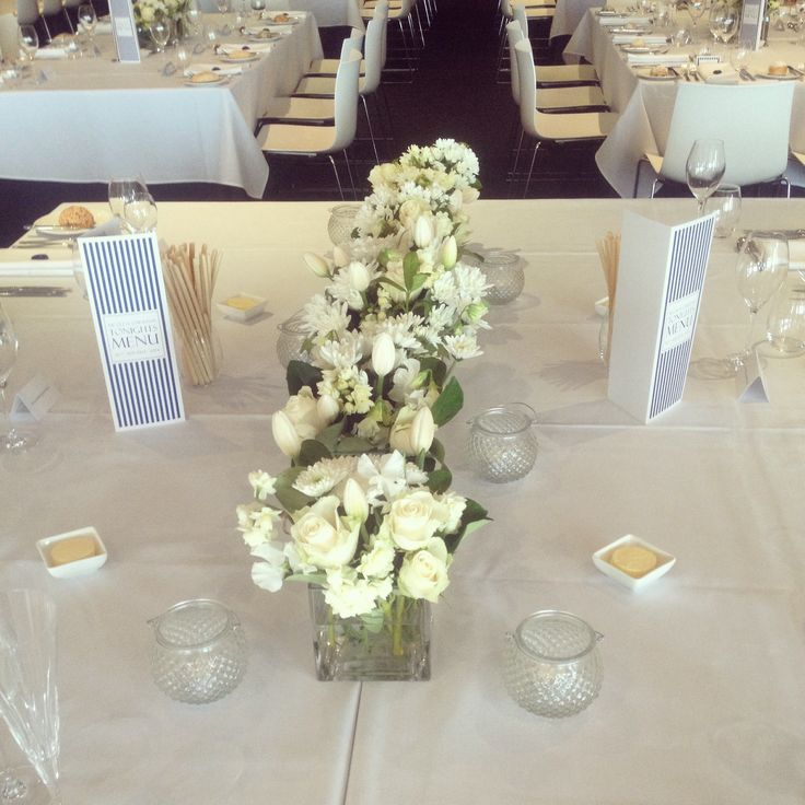 Bride and Groom Table, Wedding Reception Flowers