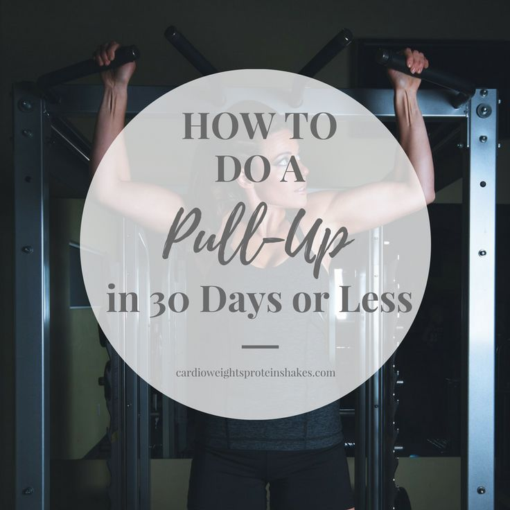 Learn how to do a pull-up, or to increase the number of pull-ups you can do, with these helpful hints and tips!