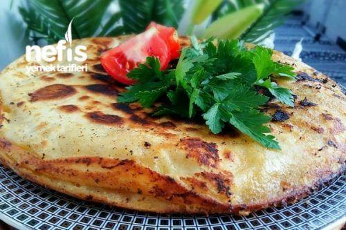 Tavada Nefis Lavaş Böreği Tarifi