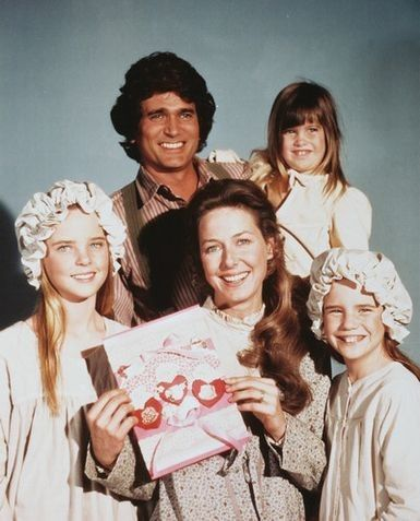 Little House on the Prairie.  Love this show!!