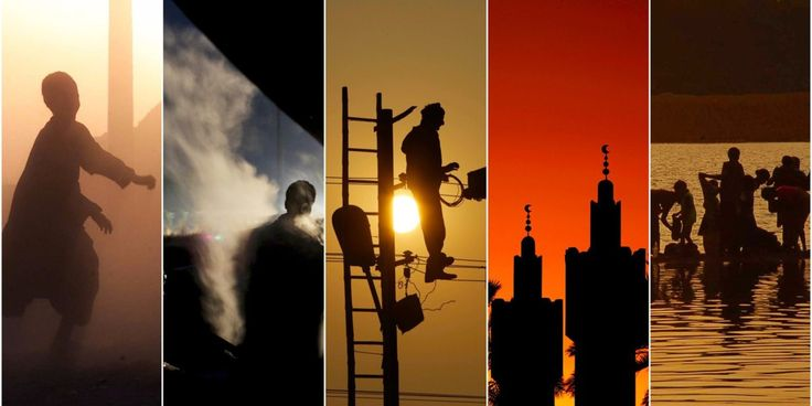 These are the world's most polluted cities. In low- and middle-income nations, 98% of cities with populations exceeding 100,000 people do not meet the World Health Organization's air quality guidelines.  #environmentalnews #airpollution