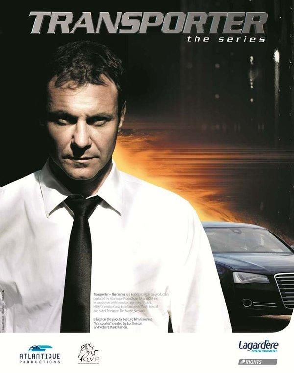 Transporter: The Series (TV Series 2012- ????)