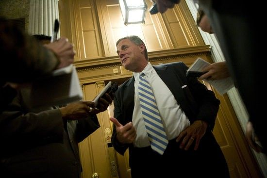 It's good to be one of Republican Sen. Richard Burr's family members .