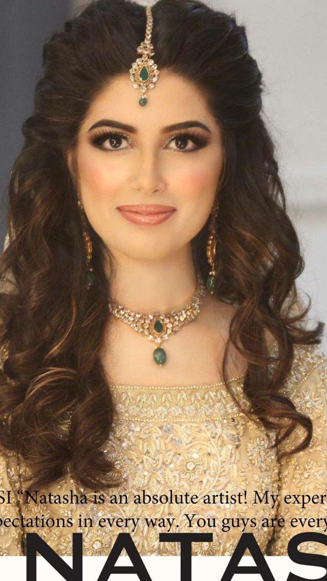 Awe Inspiring 1000 Ideas About Indian Bridal Hair On Pinterest Indian Bridal Short Hairstyles Gunalazisus