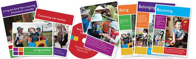EYLF resources- link to developmental milestones and the eylf- useful doc to establish where children are at.