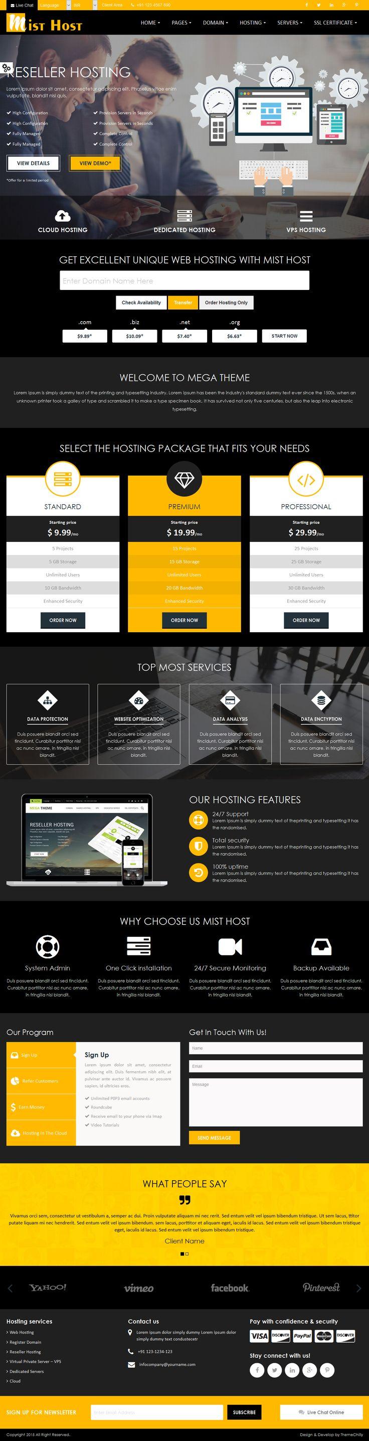 8 besten HTML templates Bilder auf Pinterest   Bestellformular ...