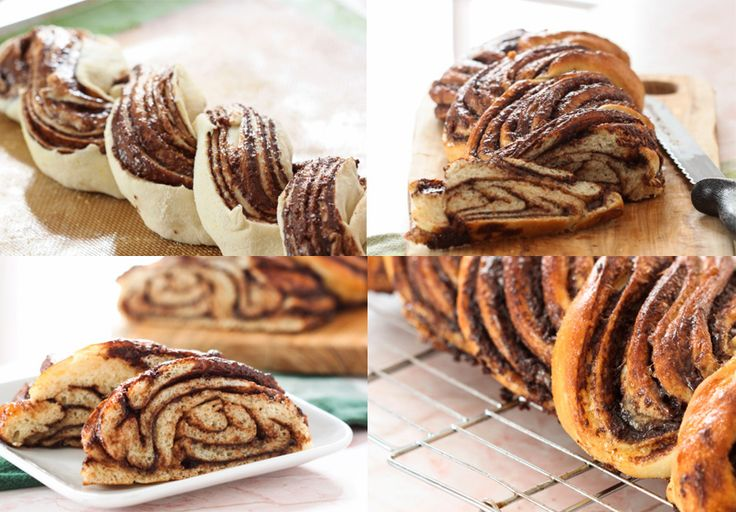 Trenza de Nutella | Molly's Cakes