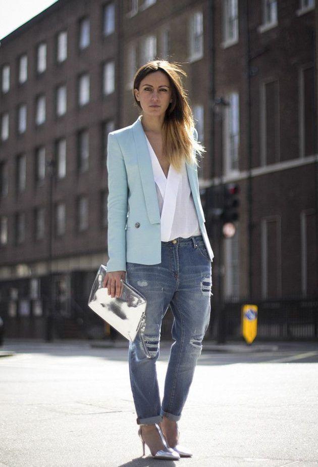 Super Stylish Street Style Look 2017 Street Style