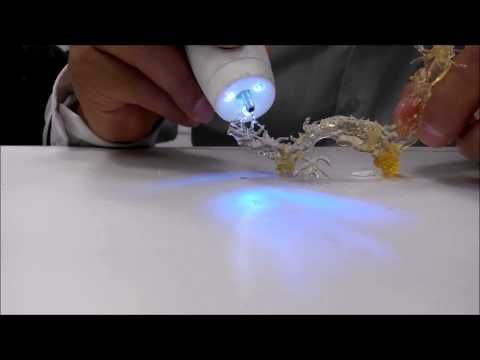 Polyes Q1, the Next Generation of 3D Pens Is Using Resin-based Ink  The new generation of 3D pens has just been presented by a company called Future Make Technologies: the Polyes Q1.