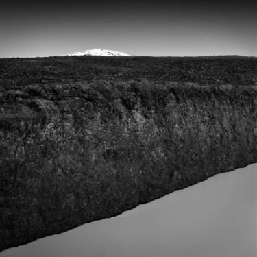 """Saatchi Art Artist Marcin Zuberek; Photography, """"Strong Current - Study #2 from the series: Strong Currents - Iceland 