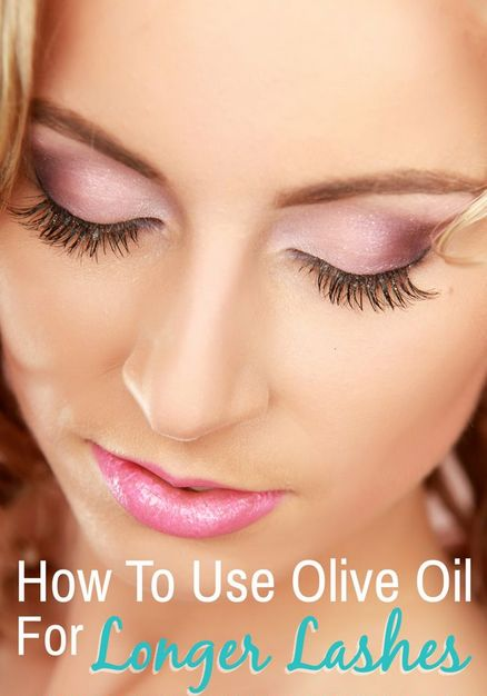 How To Beauty : Olive Oil For Eyelash Growth? #long_lashes