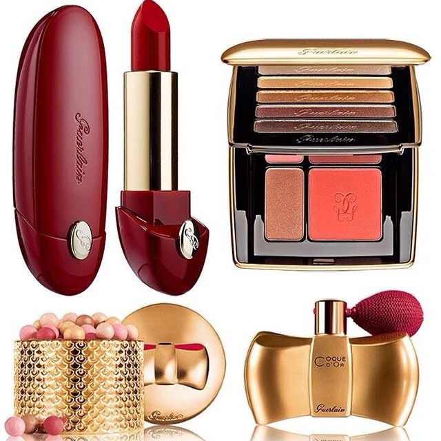Guerlain   A night at the opera collection 2014
