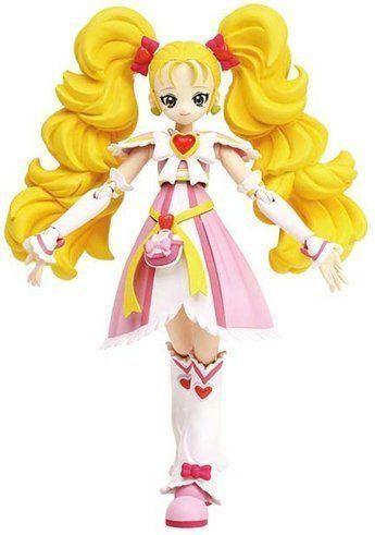 S.H.Figuarts Futari wa Pretty Cure MaxHeart Shiny Luminous #Bandai