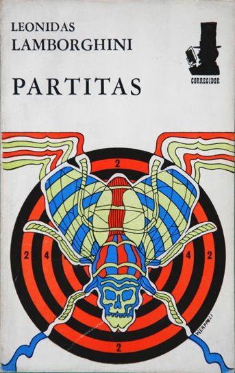 Partitas by Leonidas Lamborghini, 1972 (Argentina)