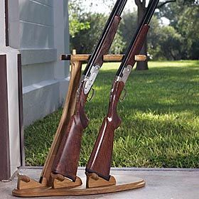 King Ranch - STANDING GUN RACK
