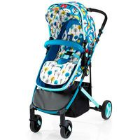 Cosatto Wish Travel System in My Space: There's no need to buy a separate pram, pushchair and car seat carrier with this Wish Travel…