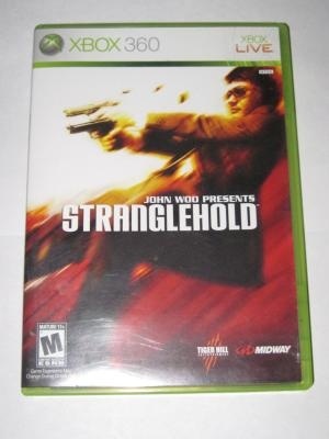 Xbox 360 - Stranglehold