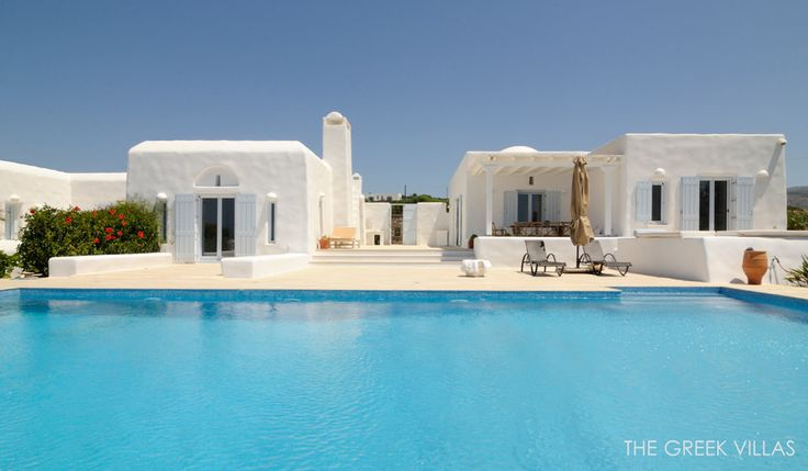 Luxury Paros Villas, Paros Villa Bueno, Cyclades, Greece
