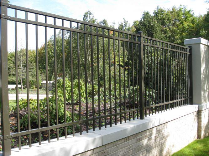 Ameristar Aluminum fence | Echelon Plus ® Residential & Commercial Aluminum Fence