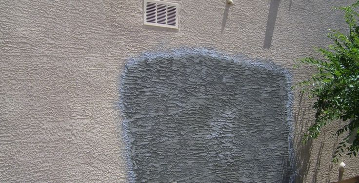 Smaller stucco repairs can be done by most people that have a basic understanding of how the overall process works.  Consisting of only a few simple steps, the repair process is fast and doesn't require any kind of special skills or tools.