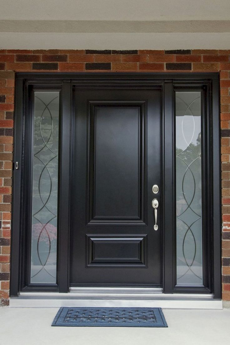 Front Doorway Is Frequently The Focus Of A Home Outside First Thing Guests See When They Arrive It Very Last That Consider