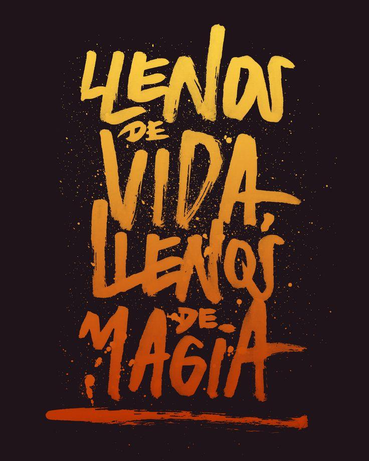 Lettering / La Vela Puerca