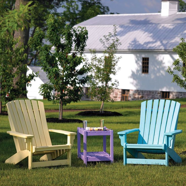 23 Best Recycled Plastic Outdoor Furniture Images On Pinterest Outdoor Furniture Patios And