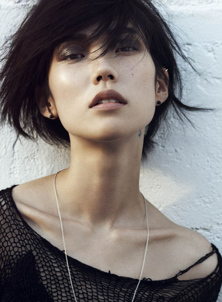 She's absolutely stunning ; Tao Okamoto by Lachlan Bailey for Vogue China August 2011