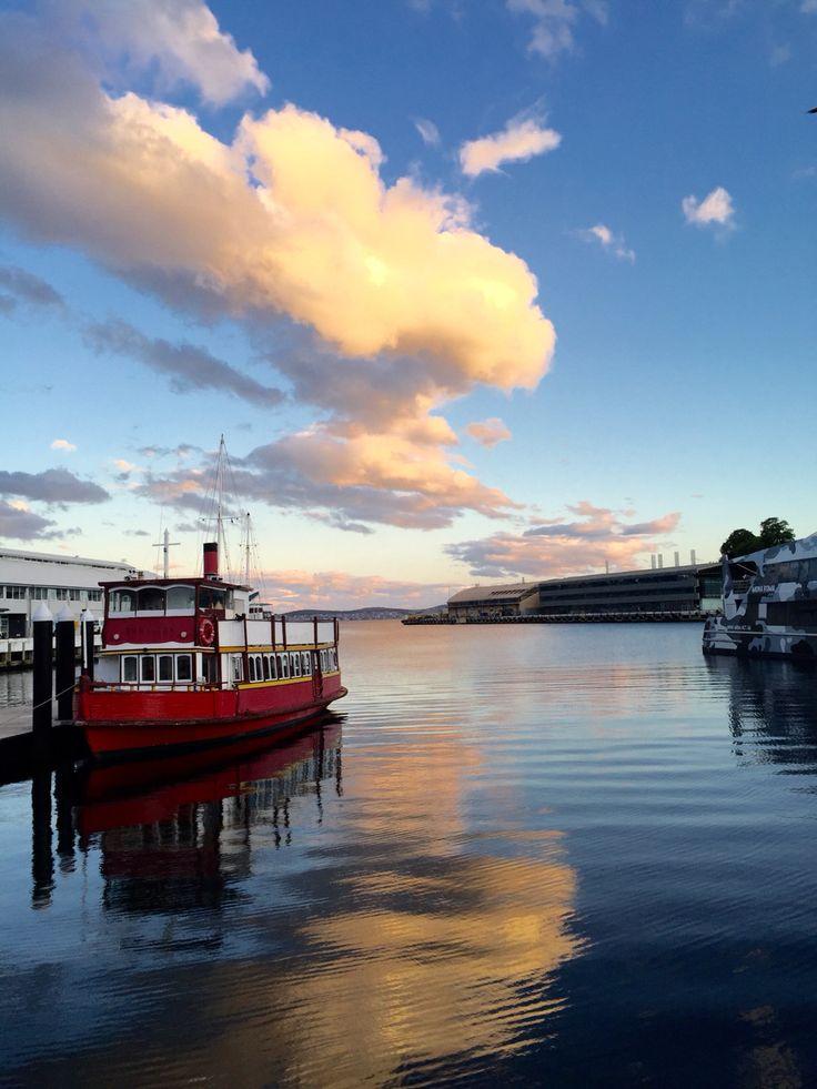 Victoria Dock Hobart Tasmania