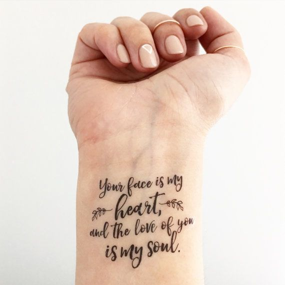 25+ Trending Foot Quote Tattoos Ideas On Pinterest