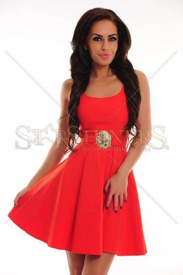 Rochie PrettyGirl Fervour Red