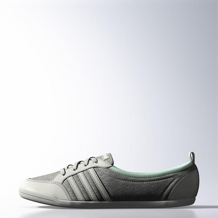 best website 95fbe c581e adidas Zapatillas NEO Piona Mujer - Gris   adidas Argentina ...