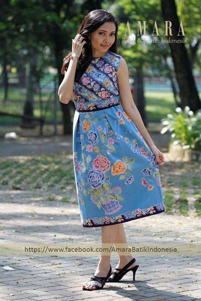 Pretty Encim Pekalongan Dress
