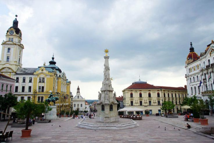 Pecs Hungary  City pictures : Pecs, Hungary | I left my heart in... | Pinterest