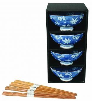 Rijst Kommen Set / The Oriental Shop