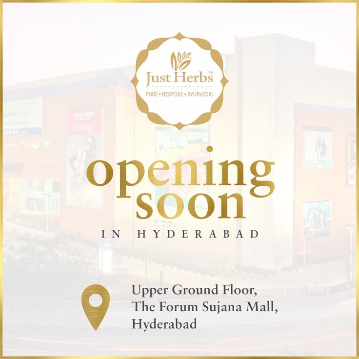 We are extremely excited to announce that our Hyderabad store launch is happening very soon.  Stay tuned for more.  #hyderabadbloggers #hyderabadinfluencer #secunderabad #forumsujanamall #storelaunch #comingsoon #kukatpally #hyderabadmakeupartist #hyderabad #justherbsindia #justherbs
