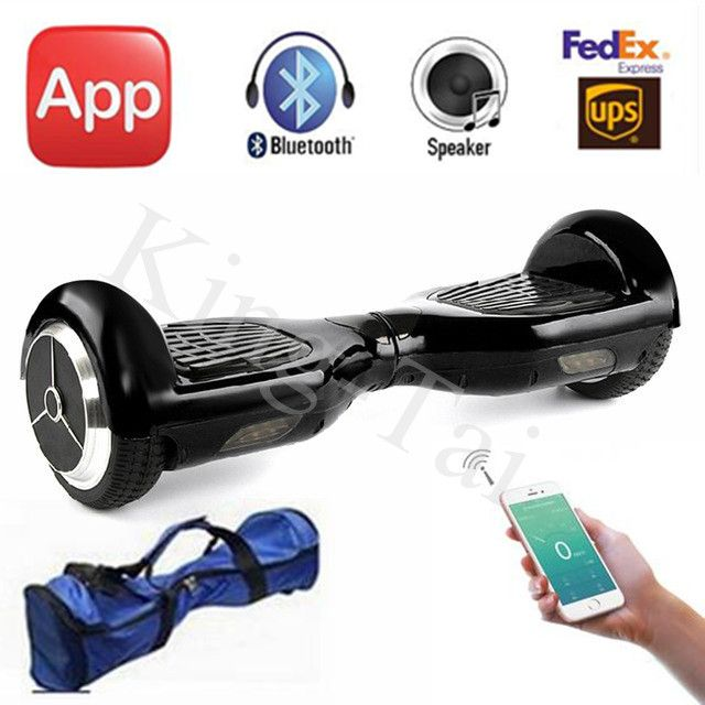 2017 Electric Scooter hover boards electric self balancing Scooter Smart wheel hoverboard unicycle Standing Electric Skateboard //Price: $0.00//     #electonics
