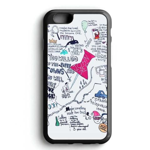 Paper Town Jhon Green iPhone 7 Case