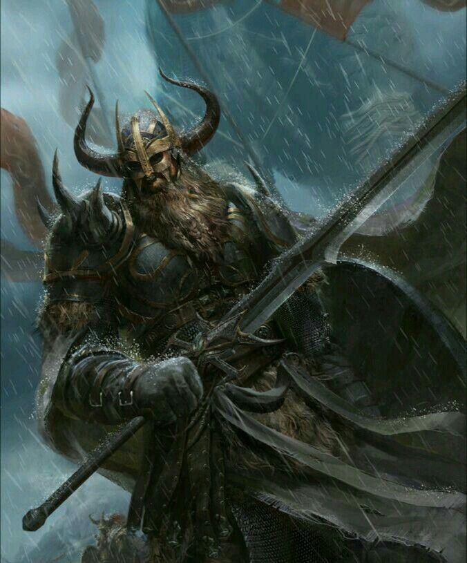 Norse Symbols For Warrior