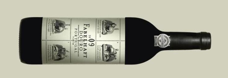 """Vinho """"Fabelhaft Douro Tinto 2009"""" premiado na Alemanha."""