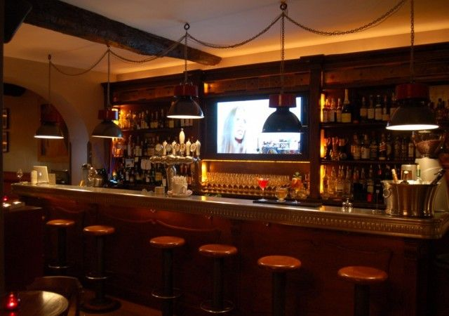 Pimm's Good bistrot di giorno, cocktail bar la sera a Trastevere