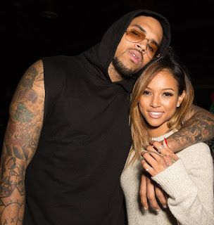 Karrueche Tran Sets the Record Straight About Chri...