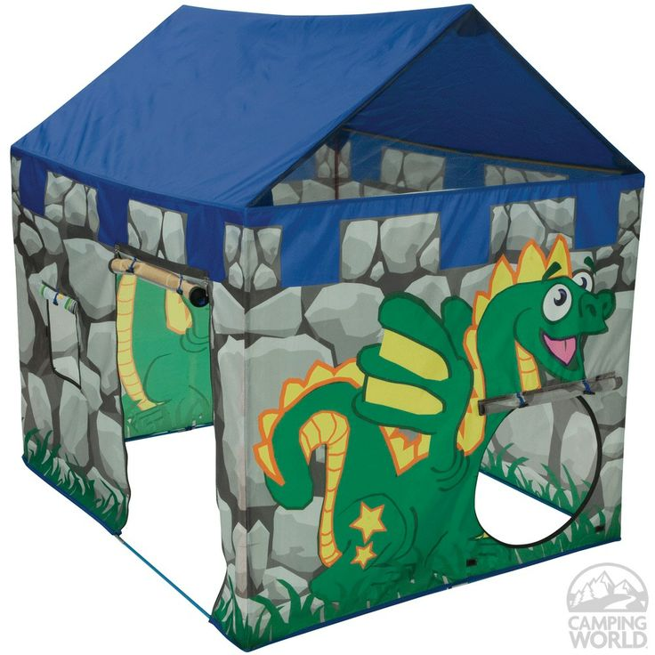 Dragon Lair House Tent - Pacific Play Tents 69500 - Toys